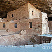 Spruce Tree House Mesa Verde National Park Art Print