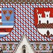 St Mark's Church Art Print