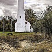 Sturgeon Point Lighthouse Art Print