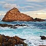 Sugarloaf Rock - Western Australia Art Print