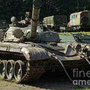 T-72 /2/ Art Print