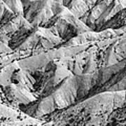 Tabernas Desert Art Print
