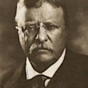 Theodore Roosevelt (1858-1919) Art Print