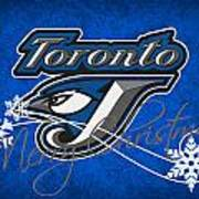 Toronto Blue Jays Art Print