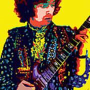 Transcendent Clapton Art Print