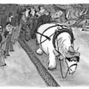 New Yorker June 5th, 2000 Art Print