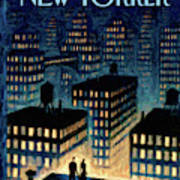 New Yorker October 25th, 2010 Art Print