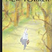 New Yorker August 21st, 2006 Art Print