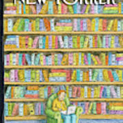 New Yorker October 18th, 2010 Art Print