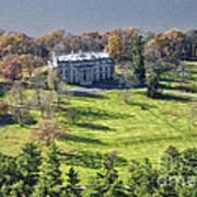 Vanderbilt Mansion Art Print
