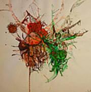 Wet Dinosaurs Art Print by Nickolas Kossup