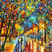 When Dreams Come True Art Print by Leonid Afremov