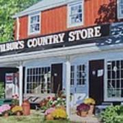 Wilbur's Country Store Art Print