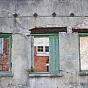 3 Windows Art Print