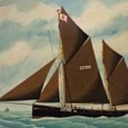 Norfolk  Overstrand Cliffs Art Print