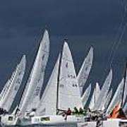 All Sail Art Print
