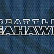 Seattle Seahawks Art Print