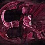 Lumbar Spine Art Print