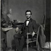 Abraham Lincoln (1809-1865) Art Print