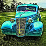 38 Chevy Coupe Baby Onesie