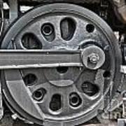 4-8-8-4 Wheel Arrangement Art Print