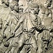Apollodorus Of Damascus 60-129. Column Art Print