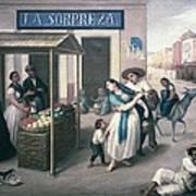 Arrieta, Jos� Agust�n 1802-1874. The Art Print