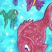 Art Fish Art Print