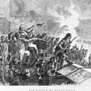 Battle Of Stony Point, 1779 Art Print