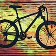 Bike 10 Art Print by William Cauthern