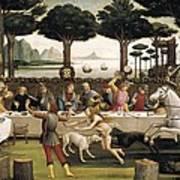Botticelli, Alessandro Di Mariano Dei Art Print