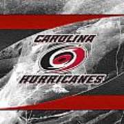Carolina Hurricanes Art Print