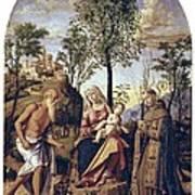 Cima Da Conegliano, Giovanni Battista Art Print