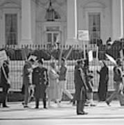 Civil Rights Protest, 1965 Art Print