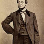 Clement Vallandigham (1820-1871) Art Print