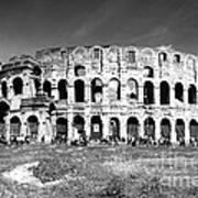 Colosseum Art Print by Stefano Senise