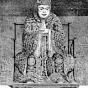 Confucius (c551-479 B Art Print