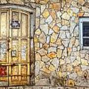 Doors Of Tel Aviv Art Print