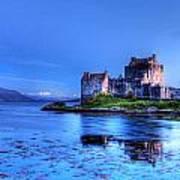 Eilean Donan Castle Art Print