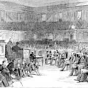 Electoral Commission, 1877 Art Print