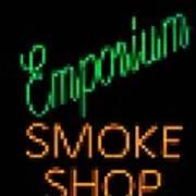 Emporium Smoke Shop Art Print