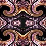 Empress Abstract Art Print