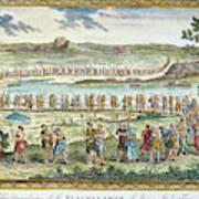 Flagellants Middle Ages Art Print