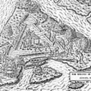 Fort Caroline, 1564 Art Print