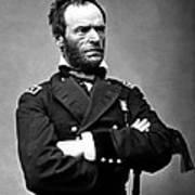 General William Tecumseh Sherman Art Print