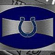 Indianapolis Colts Art Print