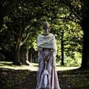 Jane Austen Art Print by Joana Kruse