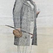 Lew Wallace (1827-1905) Art Print