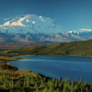 Mount Denali, Previously Known Art Print