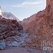 Natural Bridge Canyon Death Valley National Park Art Print